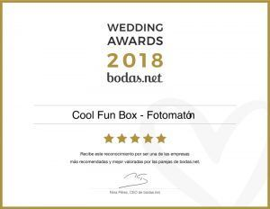 Wedding_Awards_2018 Cool Fun Box